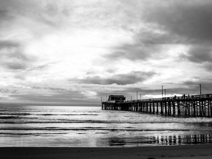 Seebrücke Newport Beach